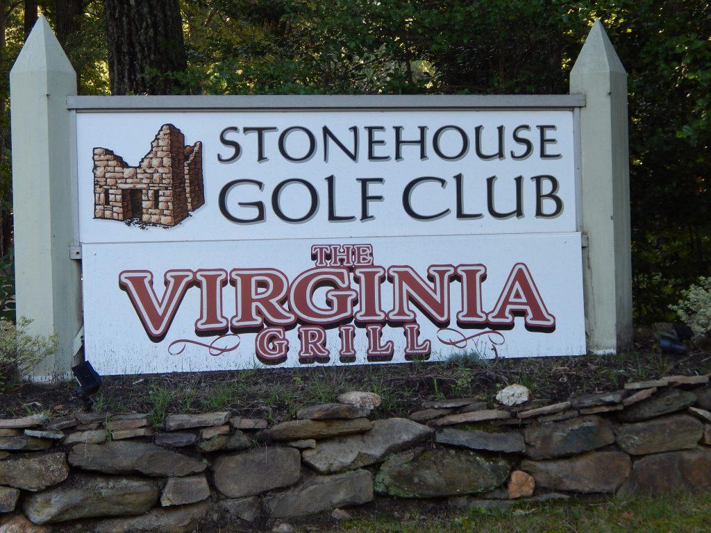 host an event stonehouse golf club
