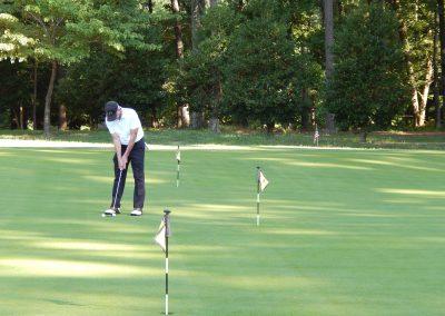 Williamsburg VA Golf Course